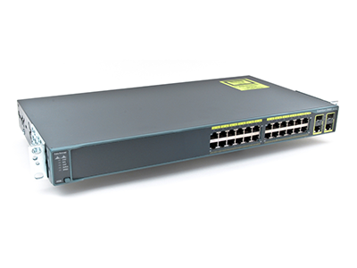 Коммутатор Cisco Catalyst WS-C2960R+24PC-S Коммутатор Cisco Catalyst WS-C2960R+24PC-S